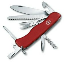 Victorinox Outrider rood
