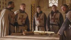 Pour faire face à la horde de Saladin, l'armée chrétienne commandée par Baudouin IV dispose de seulement 375 chevaliers, 2500 fantassins et 80 templiers.