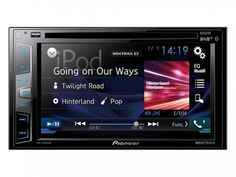 Pioneer Double-din In-dash Dvd Receiver With Bluetooth Siri Eyes Free Siriusxm Ready Hd Radio Spotify Appradio One & Dual Camera Input Android Auto, Best Android, Bluetooth, Usb, Radios, Ipod, Touch Screen Car Stereo, Jl Audio, Boss Audio