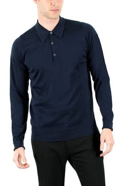 Autumn '12 Finchley - John Smedley's Sea Island Cotton Shirt. £125