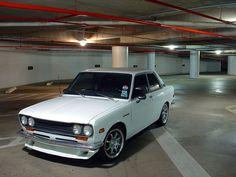 1971 Datsun 510  marzenie z dzieciństwa które chce spełnić :)