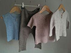 Silkestrik til baby - Børn - Charlotte Tøndering - Designere