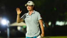 Trending on Social Leona Maguire Twitter Q and A | LPGA | Ladies Professional Golf Association