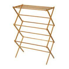 Household Essentials Wood Drying Rack 6524