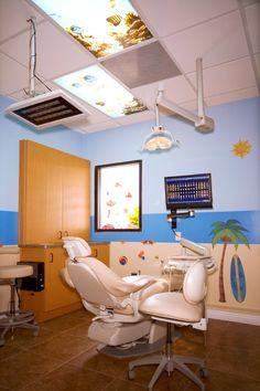 pediatric office decorating | chapel hill pediatrics | office
