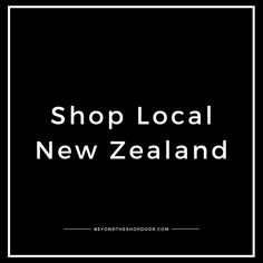 Shop Local, New Zealand, News, Shopping, Fashion, Moda, Store, La Mode, Fasion