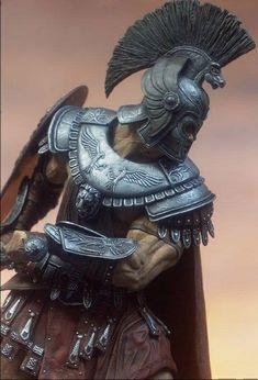 pallantides of conan Fantasy Male, Fantasy Armor, Medieval Fantasy, Fantasy Inspiration, Character Inspiration, Character Art, Character Design, Spartan Tattoo, Roman Warriors
