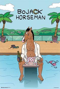 Bojack Horseman - Pool