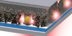 Enhancement of Perovskite-Based Solar Cells Employing Core–Shell Metal NPs
