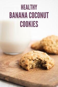 Vegan Breakfast Recipes, Vegan Desserts, Snack Recipes, Dessert Recipes, Vegan Recipes, Vegetarian Snacks, Vegan Sweets, Vegan Food, Cookie Recipes
