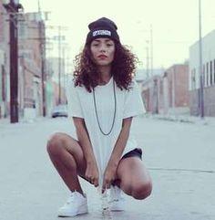 Belles en baskets : 22 femmes qui nous font adorer le street style