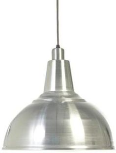 Extra Large Metal Kitchen Pendant Light from The Contemporary Home
