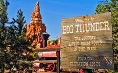 big thunder mountain railroad facebook covers | Big Thunder, home to Big Thunder Mountain Railroad!