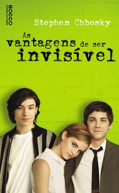 As Vantagens de Ser Invisível-The Perks of Being a Wallflower - Stephen Chbosky