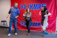 That time #941Next artist Tara Thompson danced with us!