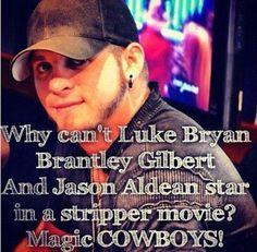 Umm yes please? add Jake Owen