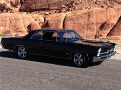 Pontiac GTO with and Turbo 400 Transmission 1965 Gto, 1965 Pontiac Gto, Pontiac Lemans, Performance Tyres, Barrett Jackson Auction, Collector Cars, Muscle Cars, Vintage Cars, Cool Cars