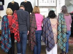 At the our course goes beyond the thorough teaching of kiltmaking. We offer opportunities for our students to master finishing touches like plaids, ties and flashes. Keep It Real, Edinburgh, Plaid Scarf, Hand Sewing, Scotland, Ties, Students, Teaching, How To Make