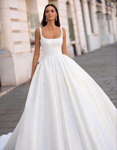 Classy Wedding Dress, Perfect Wedding Dress, Wedding Dress Styles, Dream Wedding Dresses, Bridal Dresses, Wedding Gowns, Prom Dresses, Modest Wedding, One Shoulder Wedding Dress