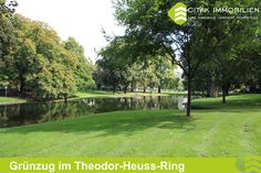 Köln-Neustadt Nord-Grünzug im Theodor Heuss Ring