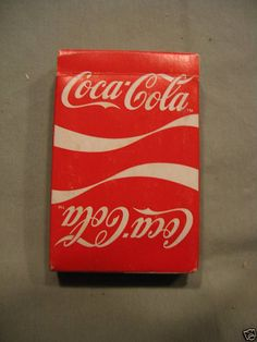 Coca-Cola/Coke Playing Cards, 1984