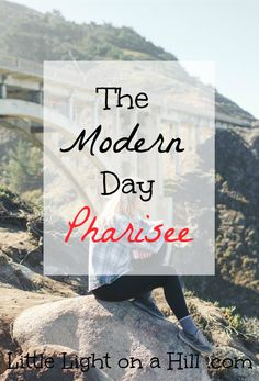 Many Christians today are blinded by the Pharisees around them. Christians should beware of those around us who know God's ways, but deny to live by them.