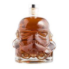 Star Wars Stormtrooper Glass Decanter