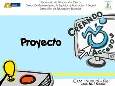 Proyecto creando accesos by patybocardo via slideshare