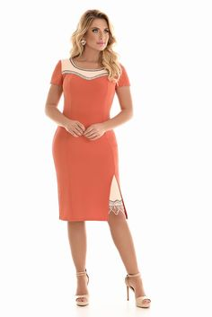 Macrame Mania – The Age-Aged Artwork Of Knotting Is Back With A Haute Couture Flavor – By Zazok Old Lady Dress, Macrame Dress, Peplum Dress, Bodycon Dress, Church Fashion, Professional Wear, Dresses For Work, Formal Dresses, Dress Suits