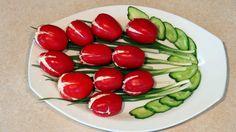 Salad «Tulips».