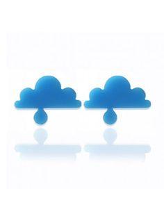 Korvikset Rain Cloud