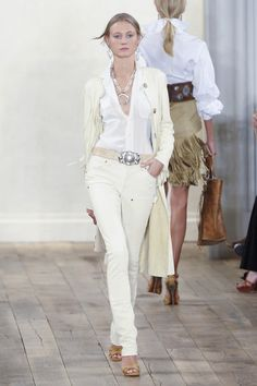 33121484e935 74 best Ralph Lauren S S 2011 images on Pinterest   Boho fashion ...