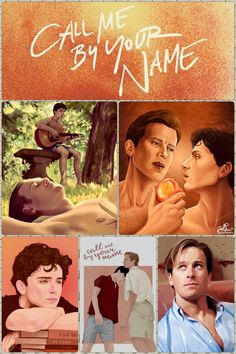 Peach scene call me by your name book