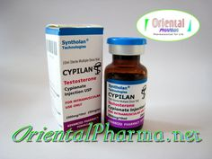 Cypilan [Testosterone Cypionate Injection USP 2500mg/10ml]   Package: 10 ml/vial Chemical Content: Testosterone Cypionate Manufacturer: Syntholan Technologies, Brussels, Belgium Price: $