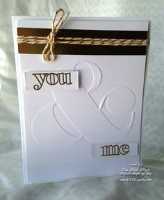 01/18/2014 DIY Royalty: Countless Sayings 2 Photopolymer Stamp Set, Ampersand TIEF