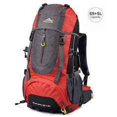 Shop a great selection of VBIGER Hiking Backpack Waterproof Daypack Camping, Trekking Mountain Climbing. Find new offer and Similar products for VBIGER Hiking Backpack Waterproof Daypack Camping, Trekking Mountain Climbing. Backpacking Tent, Camping And Hiking, Camping Gear, Camping Cabins, Camping Places, Winter Camping, Scuba Diving Equipment, Backpack Reviews, Outdoor Backpacks