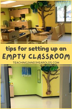 Teachers, are you moving into a new classroom? Download my free printable checklist that will make your move stress-free while you get ready for the first day of school! #teachers #toddlers #preschool #classroom #backtoschool #environment #earlychildhood #education #printable #checklist #design #2yearolds #3yearolds #teaching2and3yearolds