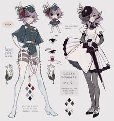 obama came to me in a dream and demanded more pretty girls so I had no choice but to heed his request Vector Character, Character Design Cartoon, Fantasy Character Design, Character Design References, Character Design Inspiration, Character Concept, Character Art, Concept Art, Character Costumes