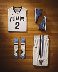 ac7faa5439cd Nike Basketball Villanova Tourney Collection Basketball Uniforms