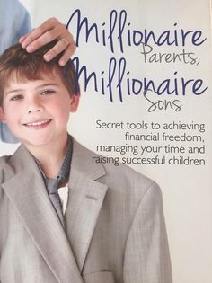 """On the topic BE YOUR OWN BOSS: Today we dedicate ourselves to the topic of TIME AND FINANCIAL FREEDOM by building a Network Marketing Business!  --> Millionaire Parents, Millionaire Sons (by Amy Yip) <--  """"Secret tools to achieving financial freedom, managing your time and raising succesful children."""" In this BOOK, 'extraordinaire' Amy Yip reveals her difficult childhood, working as trash collector, being hospital-bound almost seven days a month due to chronic asthma since the age of two and…"""
