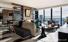 Pent House Apartments, Central London
