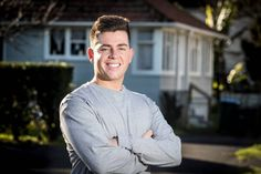 Aucklander Johnathan Brownlee, already owns 11 properties around New Zealand 11 Aug, 2018 Auckland, New Zealand, Chef Jackets, News