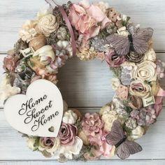 Wreath Crafts Diy Wreath Door Wreaths Wreaths For Front Door Jolie Fleur Diy Spring Wreath Easter Wreaths How To Make Wreaths Deco Floral Easy Christmas Ornaments, Pink Christmas, Christmas Wreaths, Christmas Decorations, Wreath Crafts, Diy Wreath, Etsy Wreaths, Diy Spring Wreath, Easter Wreaths