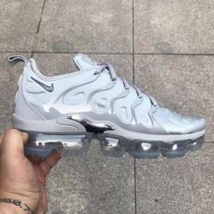 "deebaa66a6 Livekickz on Instagram: ""NIKE VAPORMAX PLUS GREY MEN SIZES AVAILABLE NOW  ONLINE AT www.live-kickz.com"""