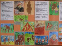 Prehistory, Painting, Art, Ancient Civilizations, Dinosaurs, Historia, Art Background, Painting Art, Kunst