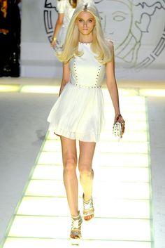 Versace - Primavera Verano 2012