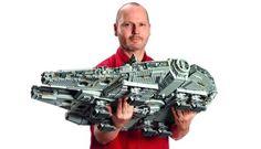 Lego komt met bizar grote set van Millenium Falcon