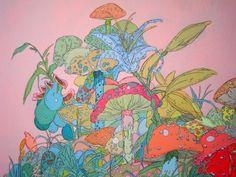glittertomb:  By Zhou Fan