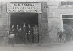 Así comenzó el bar más mítico de Murcia. Años 30 guardias de asalto