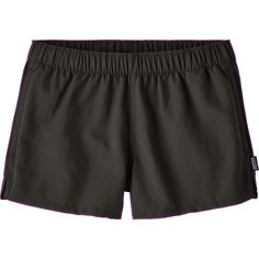 Buy the Patagonia Womens Barely Baggies Shorts at eBags - Make casual days extra comfortable with these pull-on shorts from Patagonia. The Patagonia Womens Ba Hiking Tips, Hiking Gear, Backpacking Gear, Hiking Backpack, Idaho Hot Springs, Patagonia Shorts, Baggy Shorts, Hiking Fashion